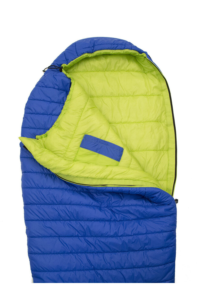 Carinthia G 180 Sleeping Bag L blue/lime online bestellen ...
